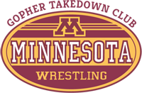 The Gopher Takedown Club logo